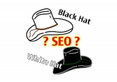 网站优化是选择哪种方式?黑帽还是白帽好呢?